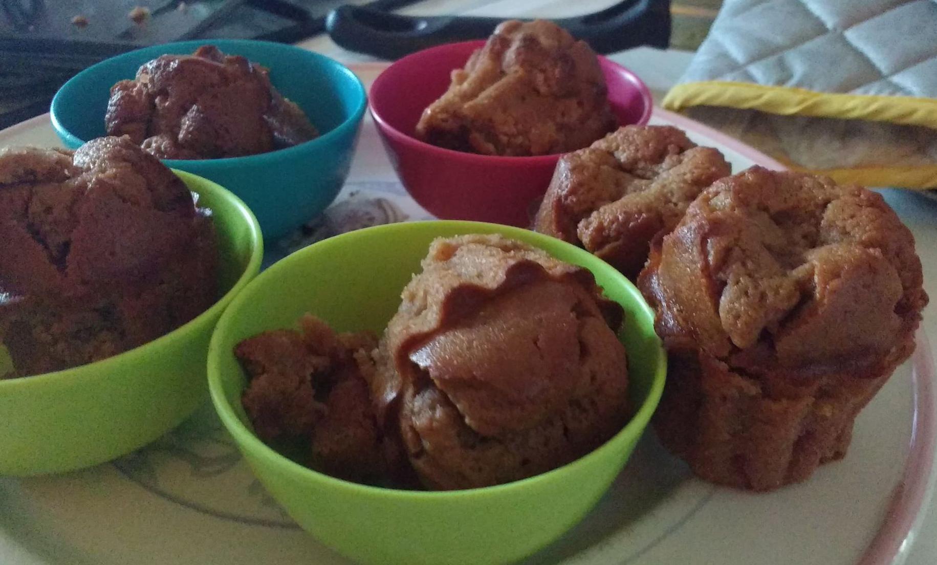 8 bouchées à la crème de marron