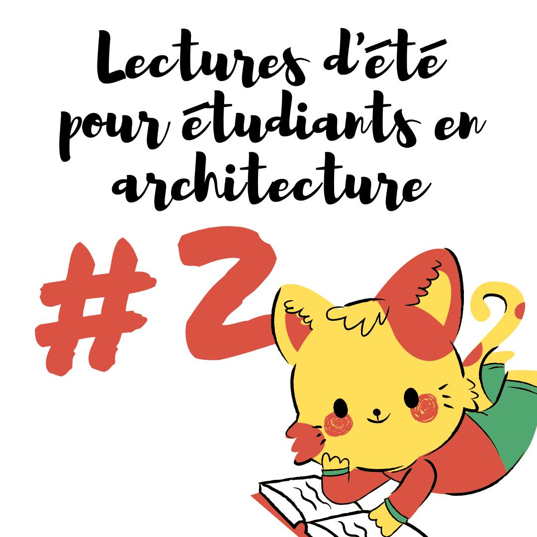 🕮 Lectures d'été pour étudiants en architecture #2
