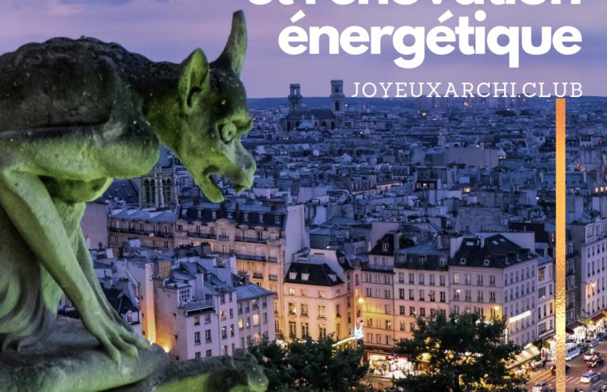 Ornement et rénovation énergétique