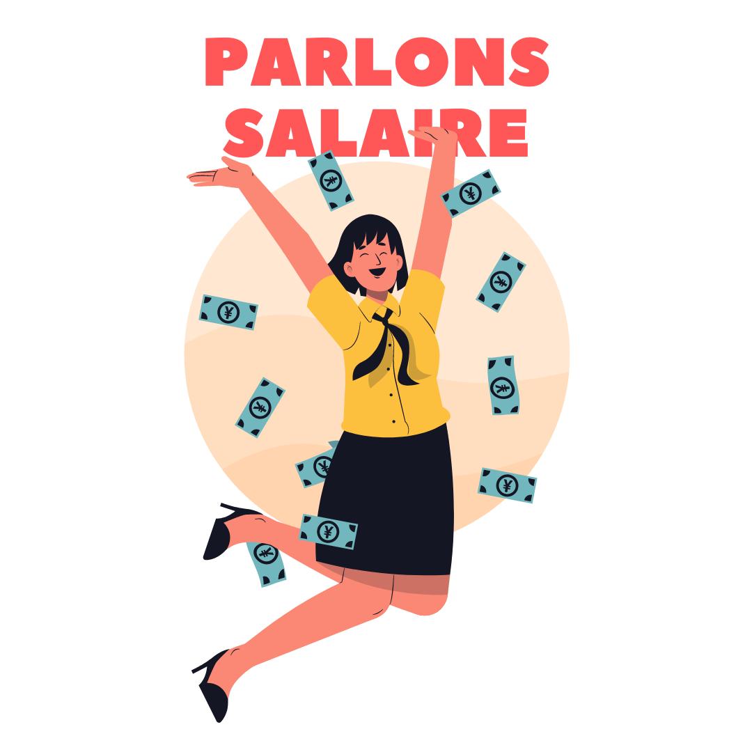 EMPLOI – Parlons salaire