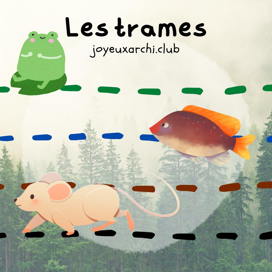 CLIMARCHI #1 – Trame verte, trame bleue, trame noire, trame brune
