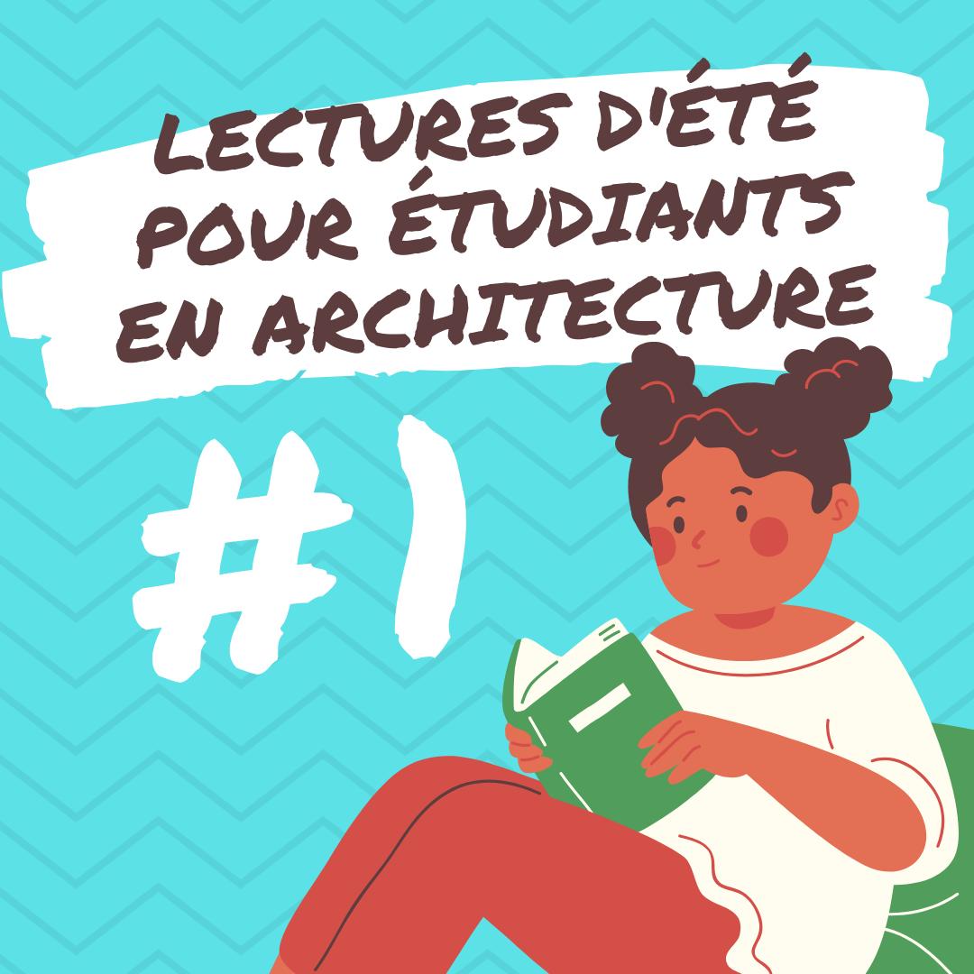 🕮 Lectures d'été pour étudiants en architecture #1
